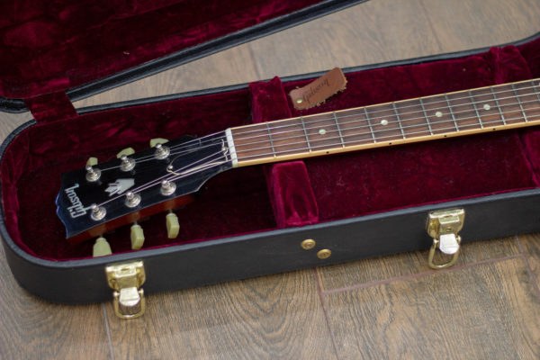 Фото 7 - Gibson ES-339 Custom Shop Antique Vintage Sunburst 2011 (used).