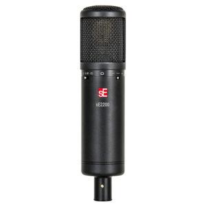 Фото 22 - sE Electronics SE 2200 Студийный конденсаторный микрофон.