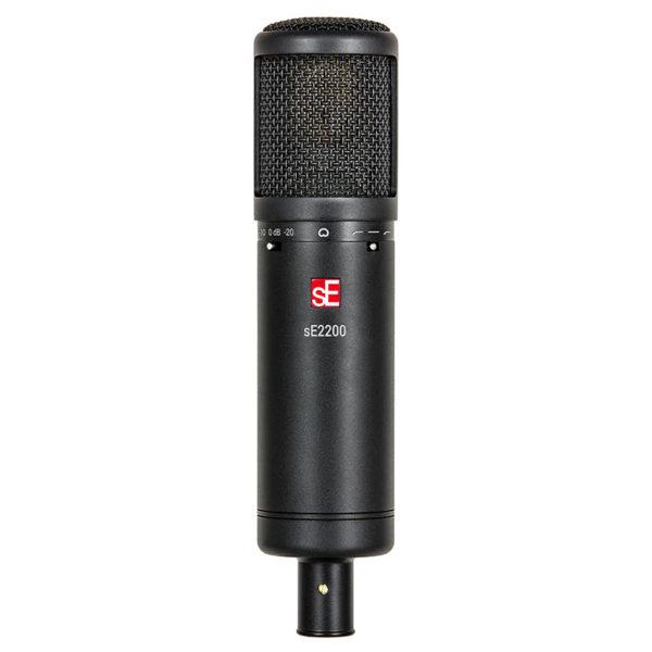 Фото 1 - sE Electronics SE 2200 Студийный конденсаторный микрофон.