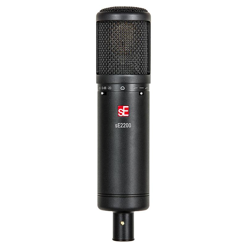 Фото 12 - sE Electronics SE 2200 Студийный конденсаторный микрофон.