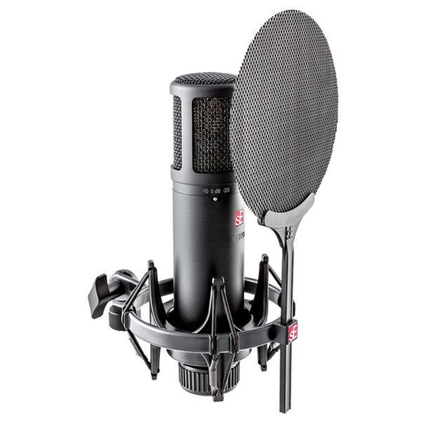 Фото 8 - sE Electronics SE 2200 Студийный конденсаторный микрофон.