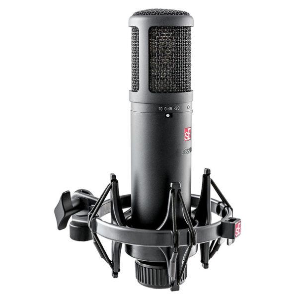 Фото 7 - sE Electronics SE 2200 Студийный конденсаторный микрофон.