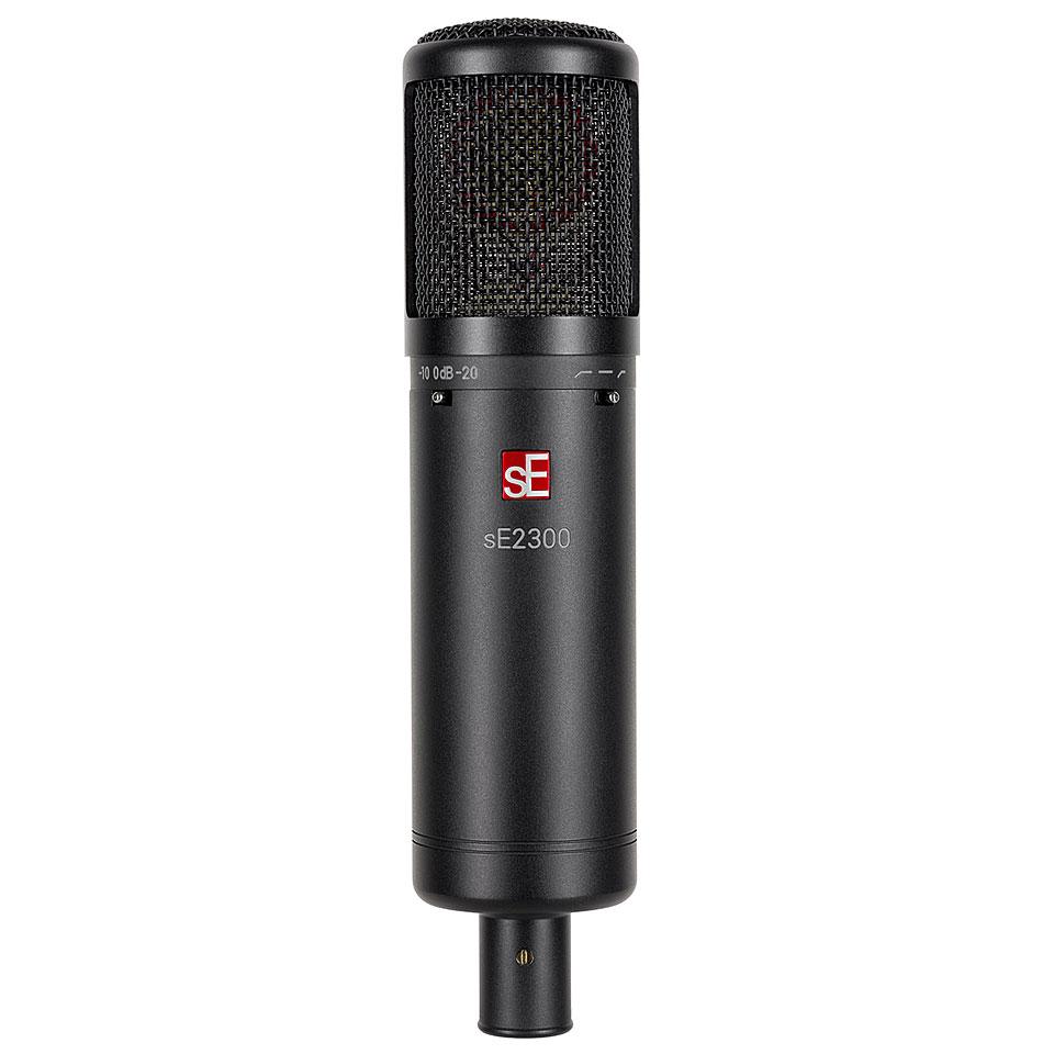 Фото 8 - sE Electronics SE 2300 Студийный конденсаторный микрофон.