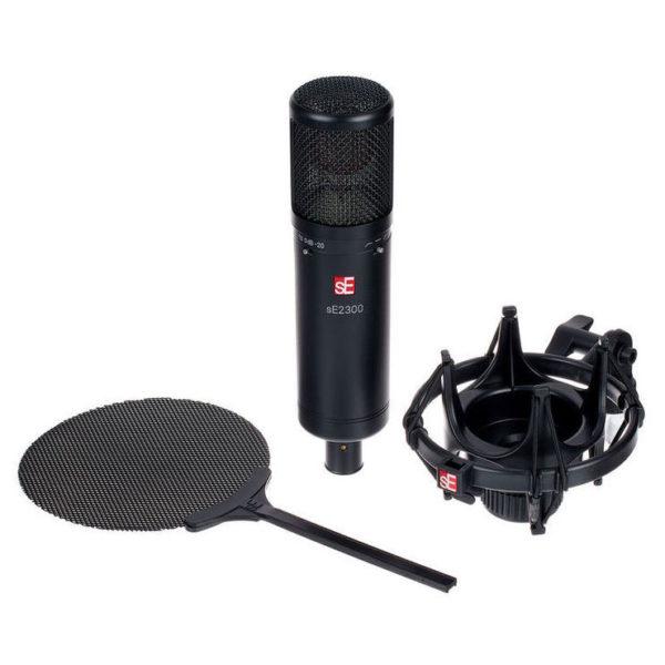 Фото 7 - sE Electronics SE 2300 Студийный конденсаторный микрофон.