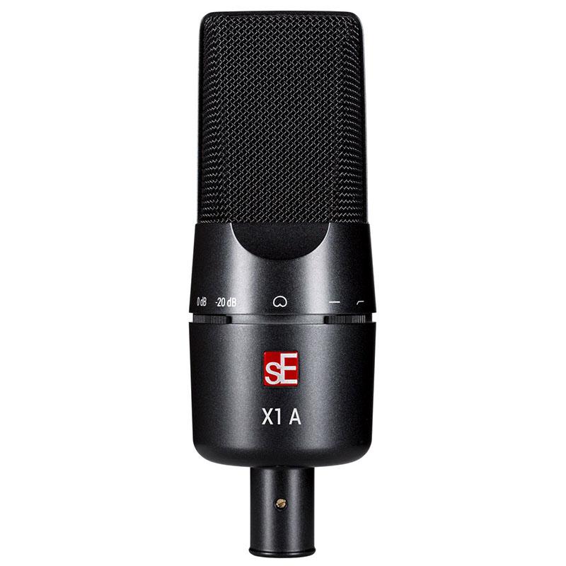 Фото 7 - sE Electronics SE X1 A Студийный конденсаторный микрофон.