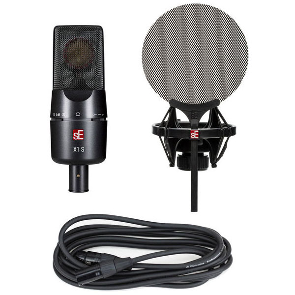 Фото 1 - sE Electronics SE X1 S Vocal Pack Студийный набор.