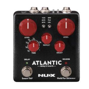 Фото 18 - NUX NDR-5 Atlantic Delay & Reverb.
