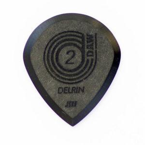 Фото 4 - Медиатор DAW MAN Picks Delrin Jazz III.