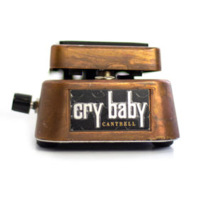Фото 16 - Dunlop CM95 Clyde McCoy Cry Baby Wah.