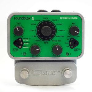 Фото 18 - Source Audio SA225 Soundblox 2 Dimension Reverb (used).
