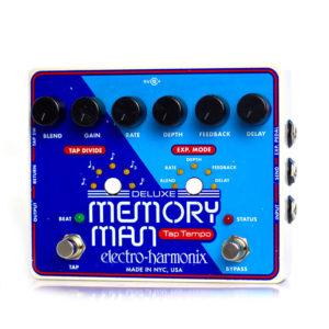 Фото 17 - Electro-Harmonix (EHX) Deluxe Memory Man Analog Delay with Panasonic MN3005 Chip (used).