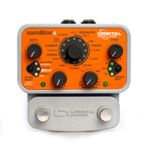 Фото 19 - Source Audio SA226 Orbital Modulator (used).