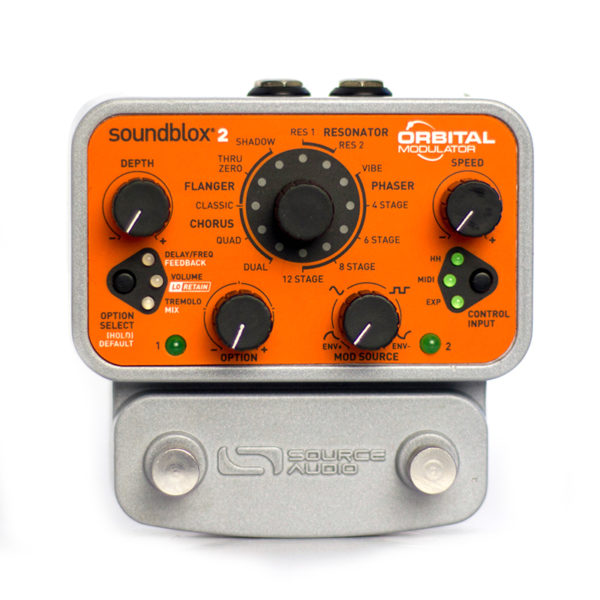 Фото 2 - Source Audio SA226 Orbital Modulator (used).