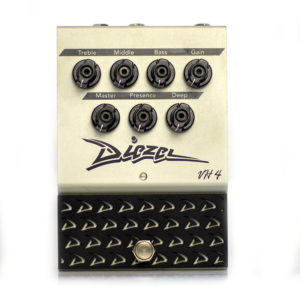 Фото 8 - Diezel VH4 Distortion Pedal (used).