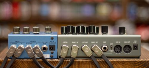 Ernie Ball Flat Ribbon Patch Cables 2