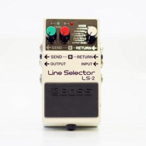 Фото 18 - Boss LS-2 Line Selector B-STOCK.