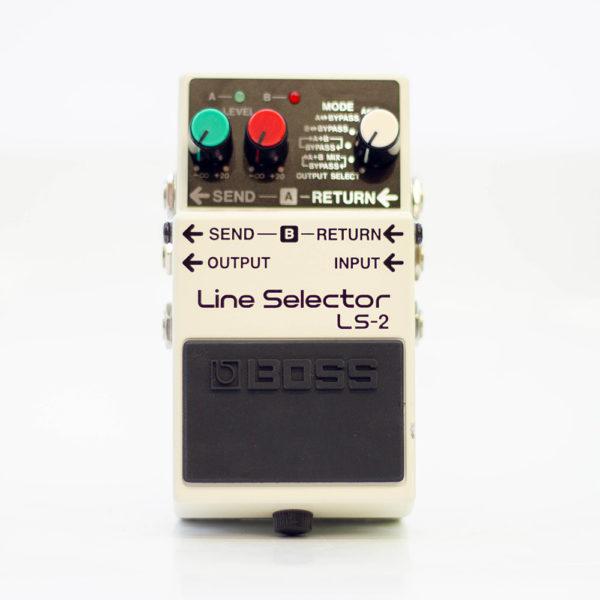 Фото 2 - Boss LS-2 Line Selector B-STOCK.