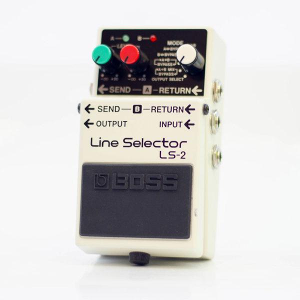 Фото 3 - Boss LS-2 Line Selector B-STOCK.