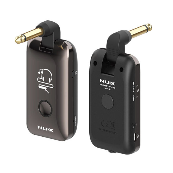 Фото 3 - Nux Mighty-Plug Моделирующий усилитель для наушников.