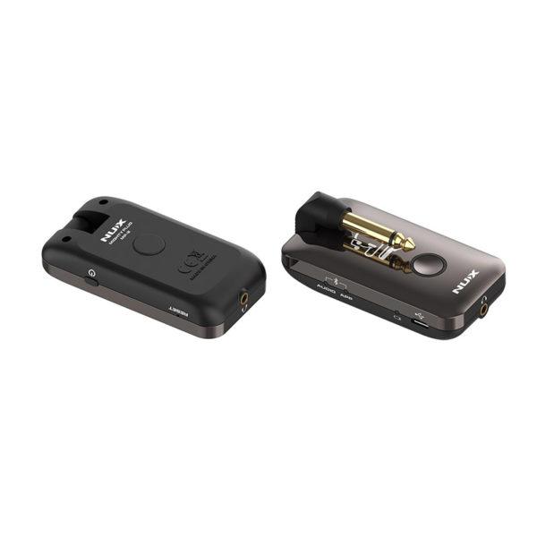 Фото 2 - Nux Mighty-Plug Моделирующий усилитель для наушников.