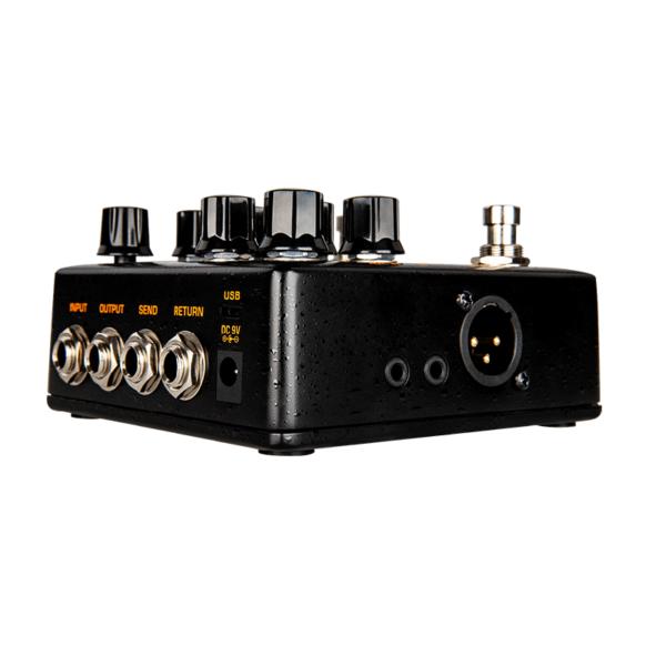 Фото 5 - NUX NAI-5 Optima Air Acoustic Simulator & IR Loader.