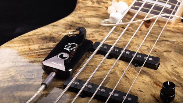 Фото 6 - Nux Mighty-Plug Моделирующий усилитель для наушников.