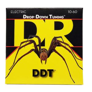 Фото 9 - DR Strings 10-60 Drop Down Tuning DDT-10/60 струны для электрогитары.