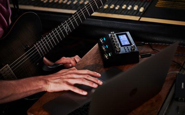 Фото 7 - Boss GT-1000CORE гитарный процессор.