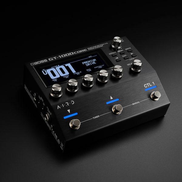 Фото 5 - Boss GT-1000CORE гитарный процессор.