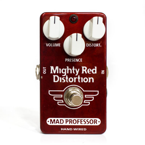 Фото 2 - Mad Professor Mighty Red Distortion Hand Wired (used).