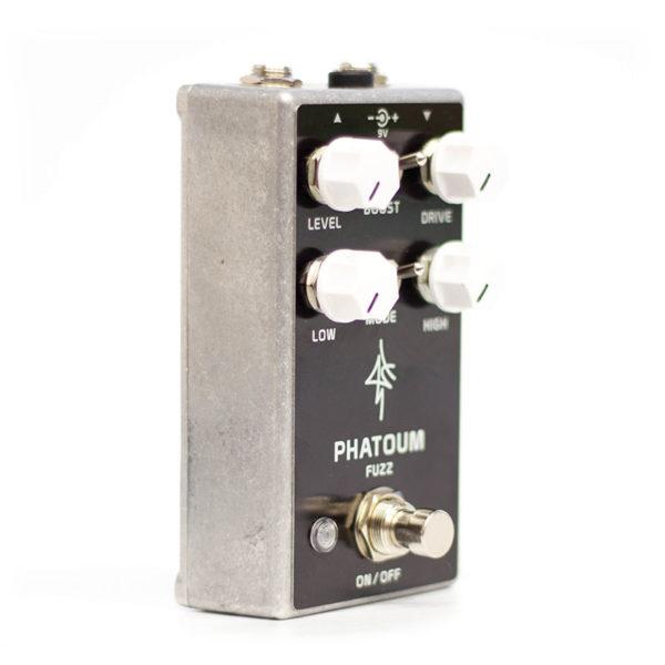 Фото 4 - Hiero Effects Phatoum Fuzz (used).