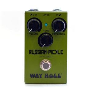 Фото 20 - Way Huge WM42 Russian-Pickle Fuzz MkIII (used).