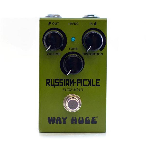 Фото 2 - Way Huge WM42 Russian-Pickle Fuzz MkIII (used).