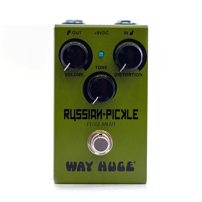 Фото 6 - Way Huge WM42 Russian-Pickle Fuzz MkIII (used).