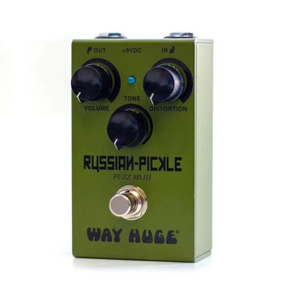 Фото 3 - Way Huge WM42 Russian-Pickle Fuzz MkIII (used).