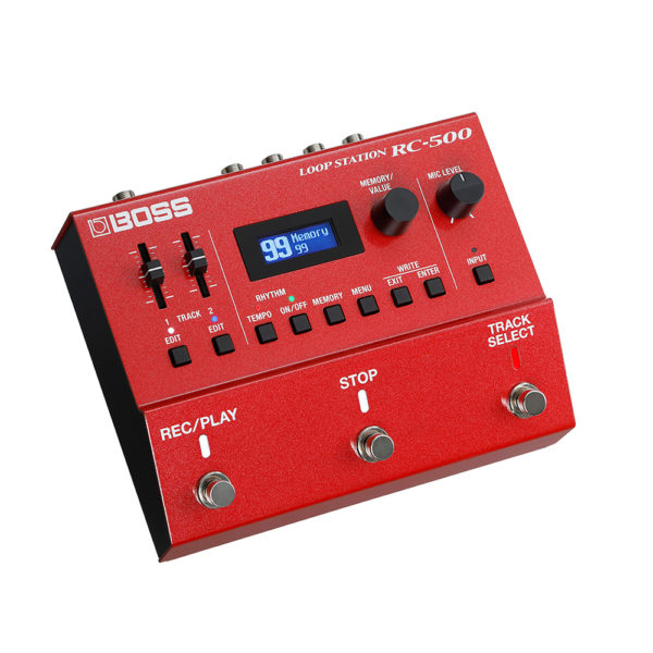 Фото 2 - Лупер Boss RC-500 Stereo Looper.