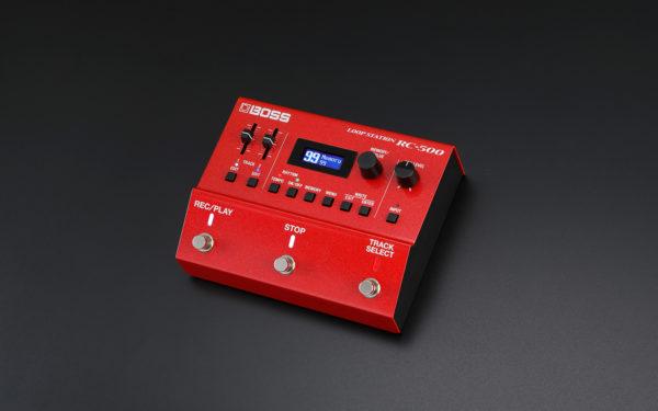Фото 4 - Лупер Boss RC-500 Stereo Looper.