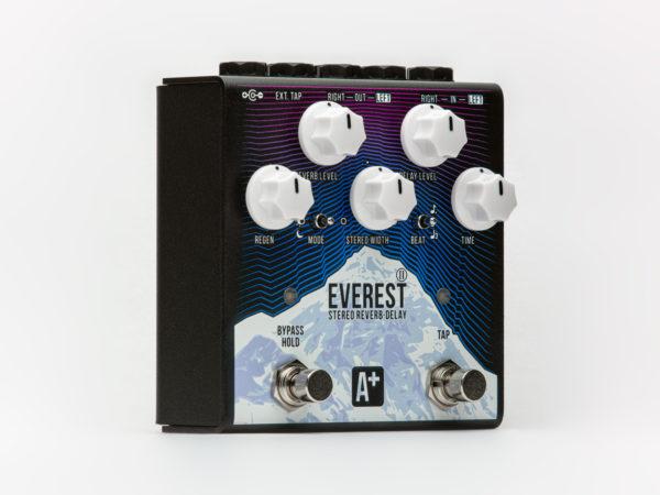 Фото 2 - A+ (Shift line) Everest II Stereo Reverb + Delay.