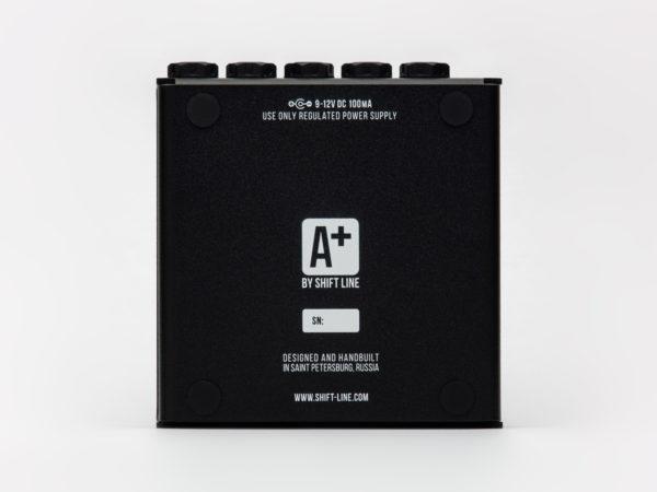 Фото 4 - A+ (Shift line) Everest II Stereo Reverb + Delay.