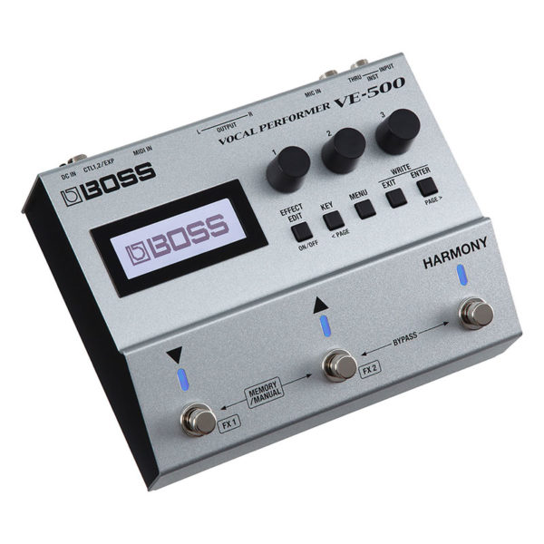 Фото 3 - Boss VE-500 Vocal Performer.