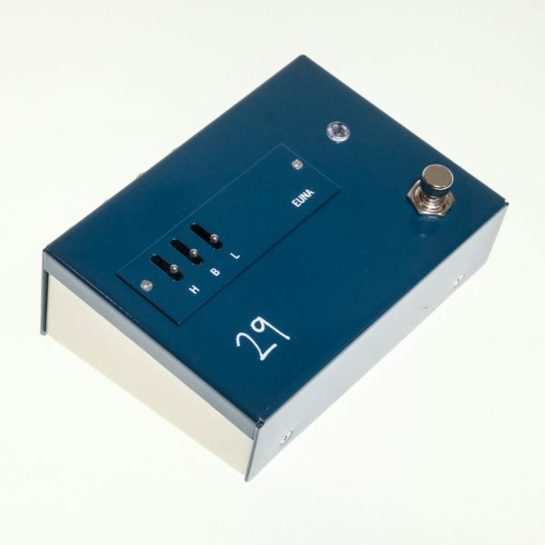 Фото 3 - 29 Pedals EUNA Elite UNity Amplifier.