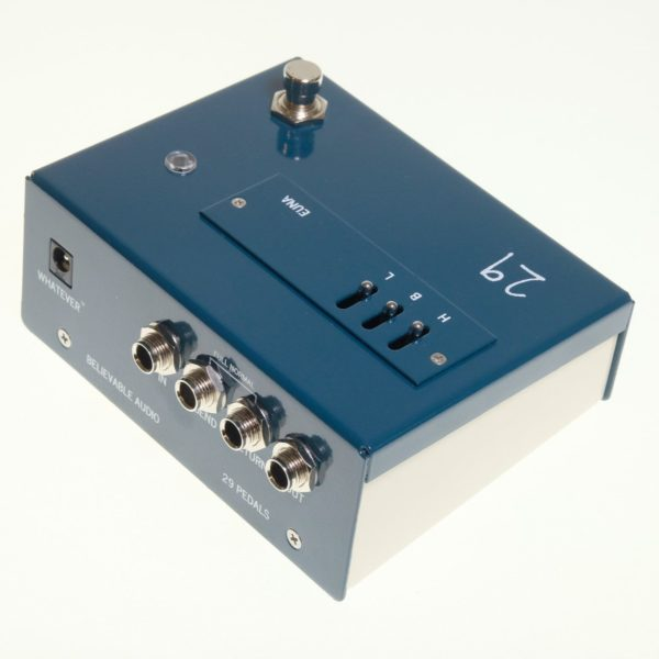 Фото 4 - 29 Pedals EUNA Elite UNity Amplifier.
