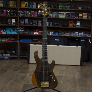 Фото 13 - Cort Rithmic V Natural 5-ти струнная бас-гитара.