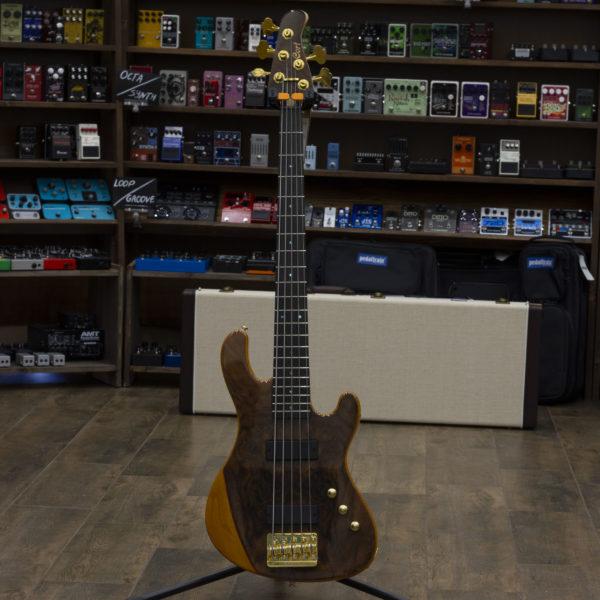 Фото 1 - Cort Rithmic V Natural 5-ти струнная бас-гитара.