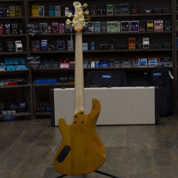 Фото 2 - Cort Rithmic V Natural 5-ти струнная бас-гитара.