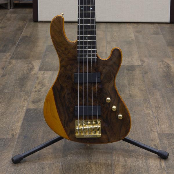 Фото 3 - Cort Rithmic V Natural 5-ти струнная бас-гитара.