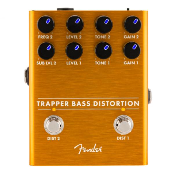 Фото 1 - Fender Trapper Bass Distortion.
