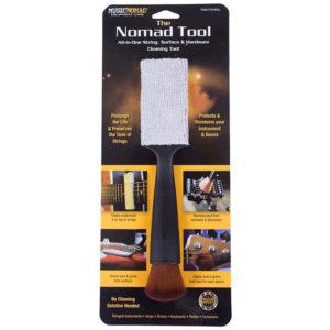 Фото 22 - MusicNomad MN205 Nomad Tool Инструмент для чистки гитарных струн, поверхности гитары и фурнитуры.