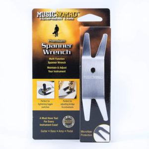 Фото 20 - MusicNomad MN205 Nomad Tool Инструмент для чистки гитарных струн, поверхности гитары и фурнитуры.