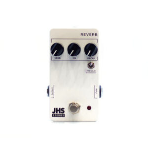Фото 17 - JHS Pedals 3 Series Reverb (used).